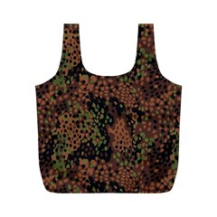 Digital Camouflage Full Print Recycle Bags (m)