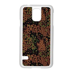 Digital Camouflage Samsung Galaxy S5 Case (white)