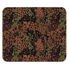 Digital Camouflage Double Sided Flano Blanket (Small)