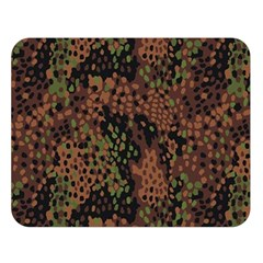 Digital Camouflage Double Sided Flano Blanket (large)