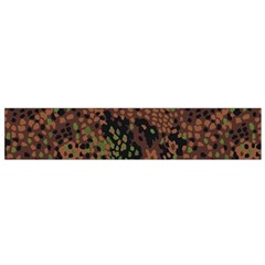 Digital Camouflage Flano Scarf (small)