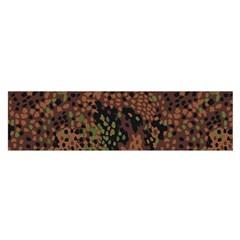 Digital Camouflage Satin Scarf (Oblong)