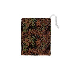 Digital Camouflage Drawstring Pouches (XS)