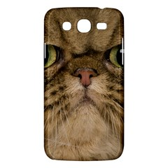 Cute Persian Cat Face In Closeup Samsung Galaxy Mega 5 8 I9152 Hardshell Case