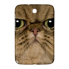 Cute Persian Cat face In Closeup Samsung Galaxy Note 8.0 N5100 Hardshell Case