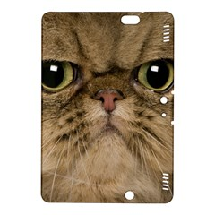 Cute Persian Cat Face In Closeup Kindle Fire Hdx 8 9  Hardshell Case