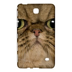 Cute Persian Cat face In Closeup Samsung Galaxy Tab 4 (7 ) Hardshell Case
