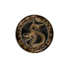 Dragon Pentagram Hat Clip Ball Marker (10 Pack)
