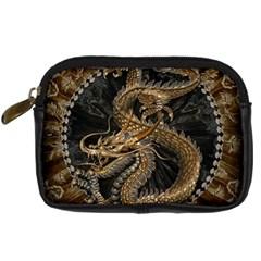 Dragon Pentagram Digital Camera Cases