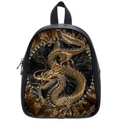 Dragon Pentagram School Bags (small)