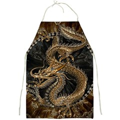 Dragon Pentagram Full Print Aprons