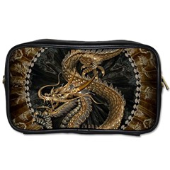 Dragon Pentagram Toiletries Bags