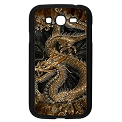 Dragon Pentagram Samsung Galaxy Grand Duos I9082 Case (black)
