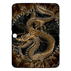 Dragon Pentagram Samsung Galaxy Tab 3 (10 1 ) P5200 Hardshell Case