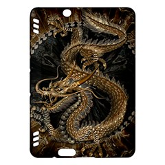 Dragon Pentagram Kindle Fire Hdx Hardshell Case