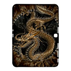 Dragon Pentagram Samsung Galaxy Tab 4 (10.1 ) Hardshell Case