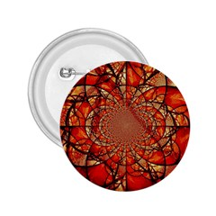 Dreamcatcher Stained Glass 2 25  Buttons