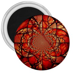 Dreamcatcher Stained Glass 3  Magnets