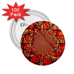 Dreamcatcher Stained Glass 2 25  Buttons (100 Pack)