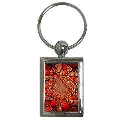 Dreamcatcher Stained Glass Key Chains (Rectangle)
