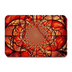 Dreamcatcher Stained Glass Plate Mats