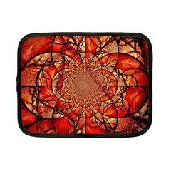 Dreamcatcher Stained Glass Netbook Case (small)