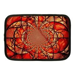 Dreamcatcher Stained Glass Netbook Case (Medium)