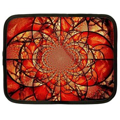 Dreamcatcher Stained Glass Netbook Case (large)