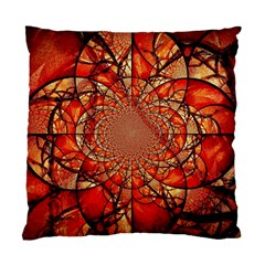 Dreamcatcher Stained Glass Standard Cushion Case (one Side)