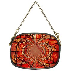 Dreamcatcher Stained Glass Chain Purses (two Sides)