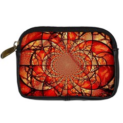 Dreamcatcher Stained Glass Digital Camera Cases