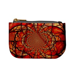 Dreamcatcher Stained Glass Mini Coin Purses
