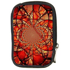 Dreamcatcher Stained Glass Compact Camera Cases