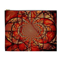 Dreamcatcher Stained Glass Cosmetic Bag (xl)