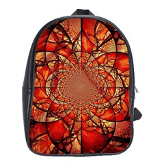 Dreamcatcher Stained Glass School Bags(large)