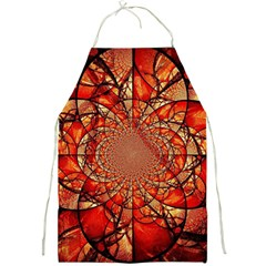 Dreamcatcher Stained Glass Full Print Aprons