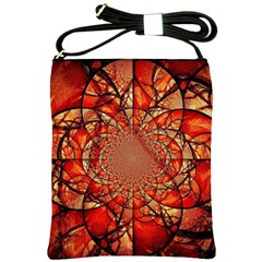 Dreamcatcher Stained Glass Shoulder Sling Bags
