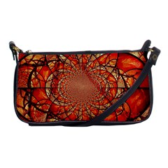 Dreamcatcher Stained Glass Shoulder Clutch Bags