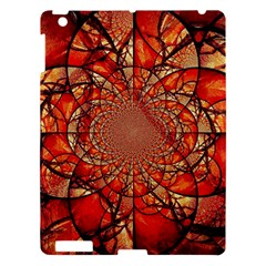Dreamcatcher Stained Glass Apple Ipad 3/4 Hardshell Case