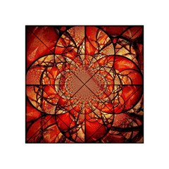 Dreamcatcher Stained Glass Acrylic Tangram Puzzle (4  X 4 )