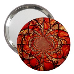 Dreamcatcher Stained Glass 3  Handbag Mirrors