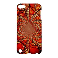 Dreamcatcher Stained Glass Apple Ipod Touch 5 Hardshell Case