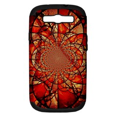 Dreamcatcher Stained Glass Samsung Galaxy S Iii Hardshell Case (pc+silicone)