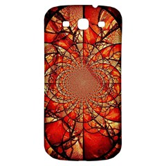 Dreamcatcher Stained Glass Samsung Galaxy S3 S III Classic Hardshell Back Case