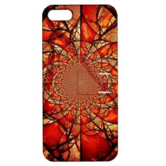 Dreamcatcher Stained Glass Apple Iphone 5 Hardshell Case With Stand
