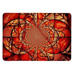Dreamcatcher Stained Glass Samsung Galaxy Tab 8 9  P7300 Flip Case