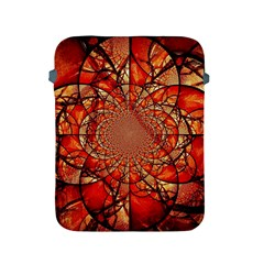 Dreamcatcher Stained Glass Apple Ipad 2/3/4 Protective Soft Cases