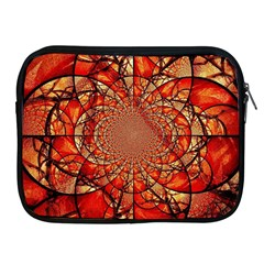 Dreamcatcher Stained Glass Apple iPad 2/3/4 Zipper Cases