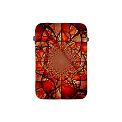 Dreamcatcher Stained Glass Apple Ipad Mini Protective Soft Cases