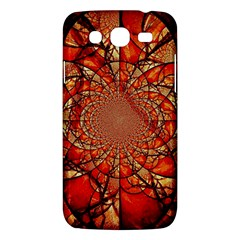 Dreamcatcher Stained Glass Samsung Galaxy Mega 5.8 I9152 Hardshell Case